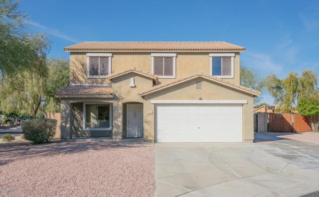 14024 N 161ST Court, Surprise, AZ 85379 (MLS #5865512) :: Lucido Agency