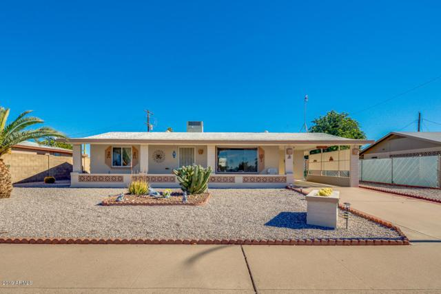 507 N 55TH Place, Mesa, AZ 85205 (MLS #5865585) :: RE/MAX Excalibur