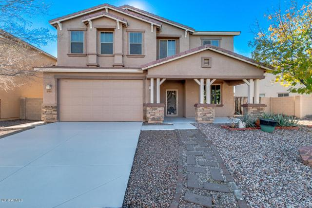 1065 E Coyote Creek Way, San Tan Valley, AZ 85143 (MLS #5865591) :: Conway Real Estate