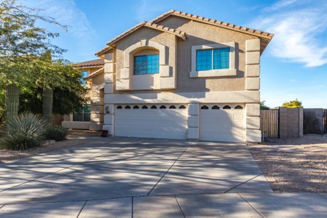 2032 E Mariposa Grande, Phoenix, AZ 85024 (MLS #5865599) :: The Jesse Herfel Real Estate Group