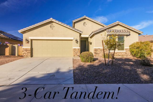 18420 W Purdue Avenue, Waddell, AZ 85355 (MLS #5865624) :: Lifestyle Partners Team