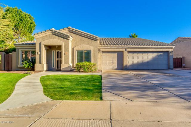 653 S Sabrina, Mesa, AZ 85208 (MLS #5865625) :: The W Group