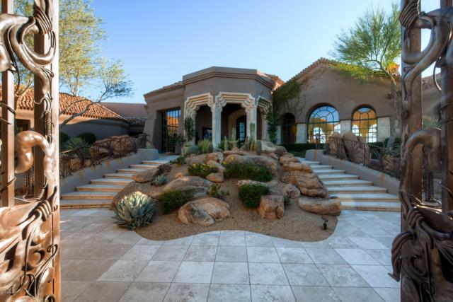 9422 E Happy Valley Road, Scottsdale, AZ 85255 (MLS #5865640) :: CC & Co. Real Estate Team