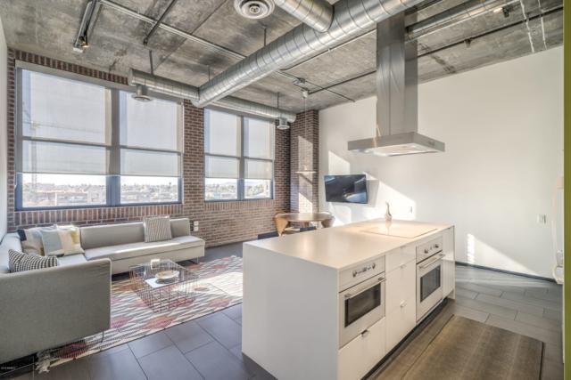 21 E 6TH Street #509, Tempe, AZ 85281 (MLS #5865663) :: Arizona 1 Real Estate Team