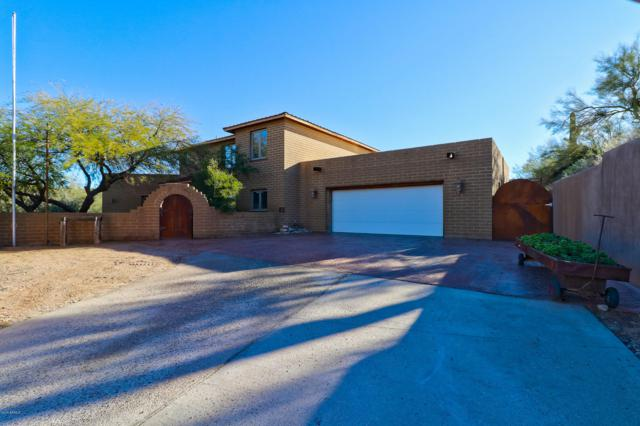 14402 N Lost Tank Trail, Fort McDowell, AZ 85264 (MLS #5865675) :: Yost Realty Group at RE/MAX Casa Grande