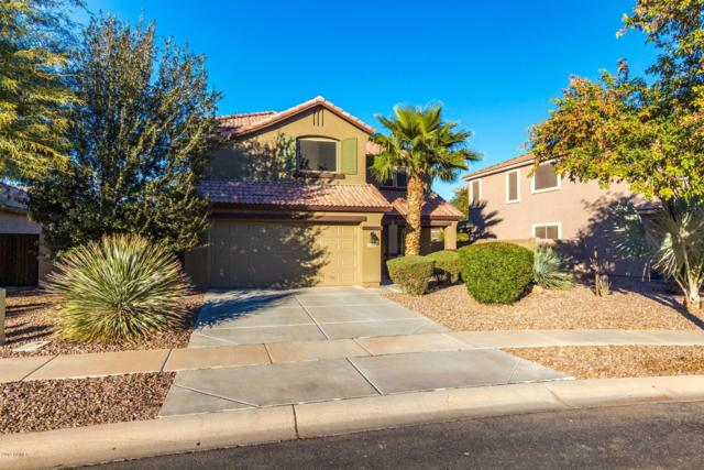 4018 E Blue Sage Court, Gilbert, AZ 85297 (MLS #5865704) :: The Jesse Herfel Real Estate Group