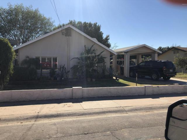 245 E 5TH Avenue, Mesa, AZ 85210 (MLS #5865719) :: The Daniel Montez Real Estate Group