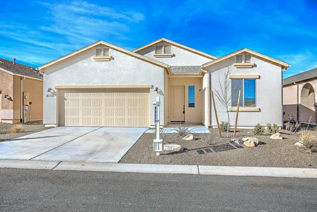 8132 N Ancient Trail, Prescott Valley, AZ 86315 (MLS #5865836) :: The Laughton Team