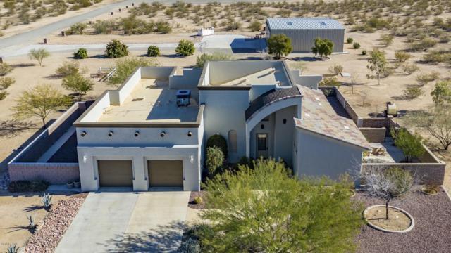 48227 N 513 Avenue, Aguila, AZ 85320 (MLS #5865904) :: The Wehner Group