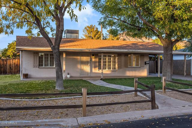 4814 E Fairmount Avenue, Phoenix, AZ 85018 (MLS #5865914) :: The Laughton Team