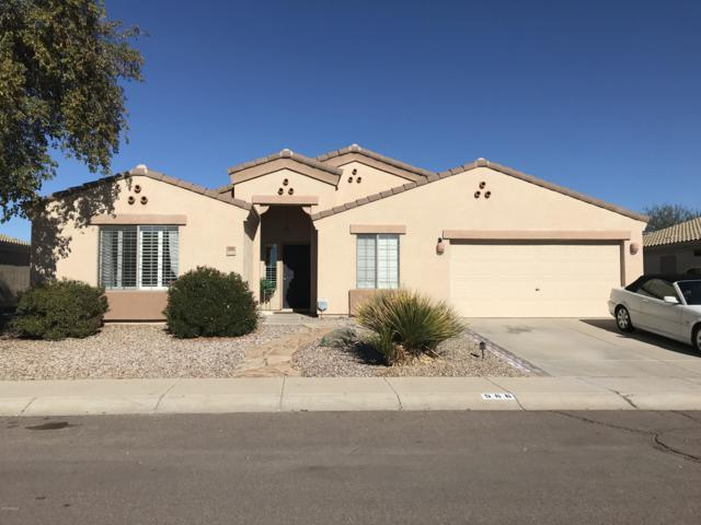 566 W Rattlesnake Place, Casa Grande, AZ 85122 (MLS #5865970) :: The W Group