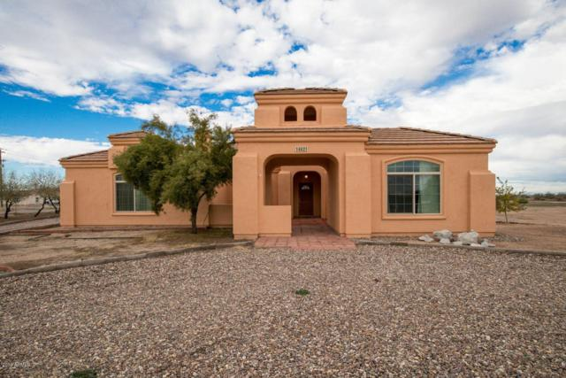 14423 S Overfield Road, Arizona City, AZ 85123 (MLS #5866145) :: Yost Realty Group at RE/MAX Casa Grande