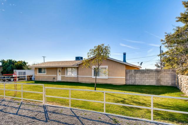 520 N 97TH Street, Mesa, AZ 85207 (MLS #5866148) :: The W Group