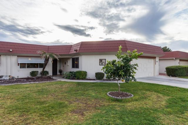 16845 N 103RD Drive, Sun City, AZ 85351 (MLS #5866257) :: The Daniel Montez Real Estate Group
