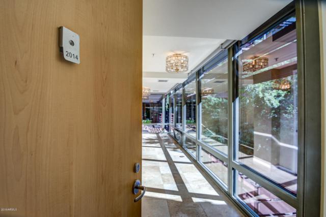 7141 E Rancho Vista Drive #2014, Scottsdale, AZ 85251 (MLS #5866295) :: Arizona 1 Real Estate Team