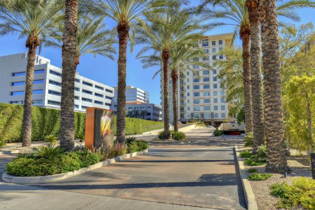 2211 E Camelback Road #904, Phoenix, AZ 85016 (MLS #5866361) :: The Wehner Group
