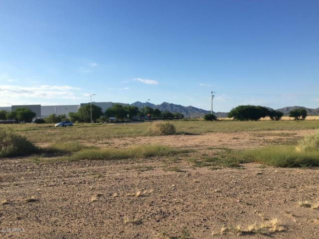 0 W Lot 8 Airport Commercenter Center, Goodyear, AZ 85338 (MLS #5866445) :: Arizona Home Group