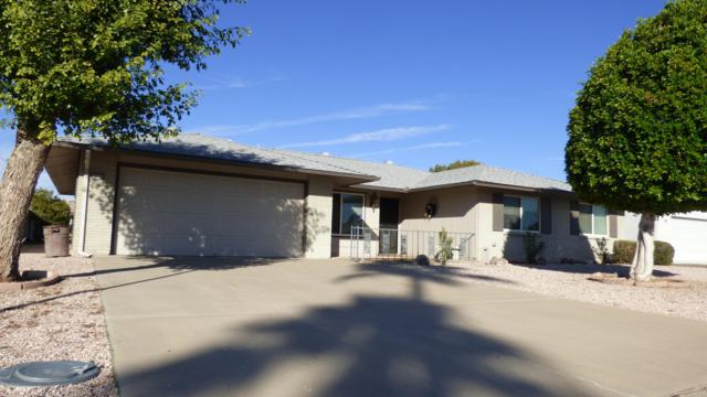 10538 W Burns Drive, Sun City, AZ 85351 (MLS #5866563) :: Occasio Realty
