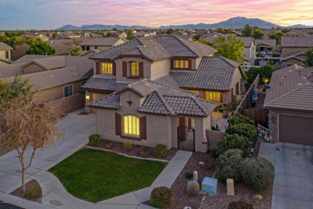 2899 E Blue Sage Road, Gilbert, AZ 85297 (MLS #5866655) :: Conway Real Estate