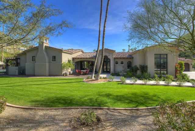7101 N 40TH Street, Paradise Valley, AZ 85253 (MLS #5866659) :: Lux Home Group at  Keller Williams Realty Phoenix