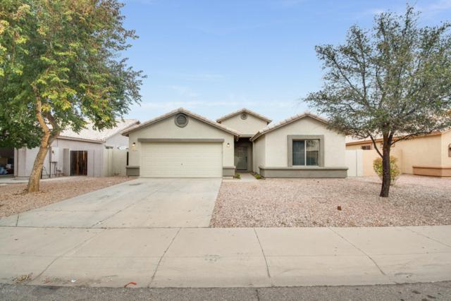 1636 E Leaf Road, San Tan Valley, AZ 85140 (MLS #5866660) :: The W Group