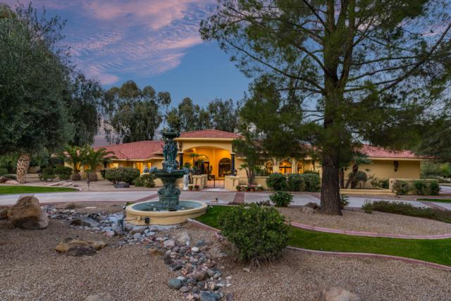 5636 E Via Buena Vista, Paradise Valley, AZ 85253 (MLS #5866671) :: Lux Home Group at  Keller Williams Realty Phoenix