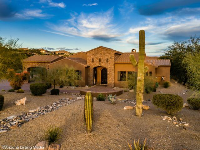 12237 N Sunset Vista Drive, Fountain Hills, AZ 85268 (MLS #5866738) :: CC & Co. Real Estate Team