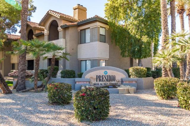 9600 N 96TH Street #122, Scottsdale, AZ 85258 (MLS #5866745) :: The Wehner Group