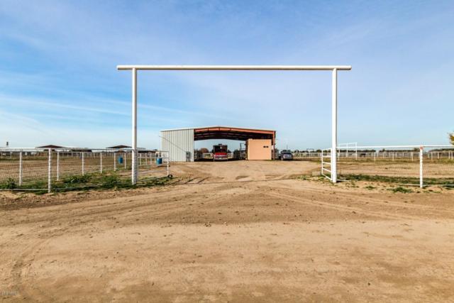 28398 S Barrett Road, Eloy, AZ 85131 (MLS #5866969) :: Yost Realty Group at RE/MAX Casa Grande