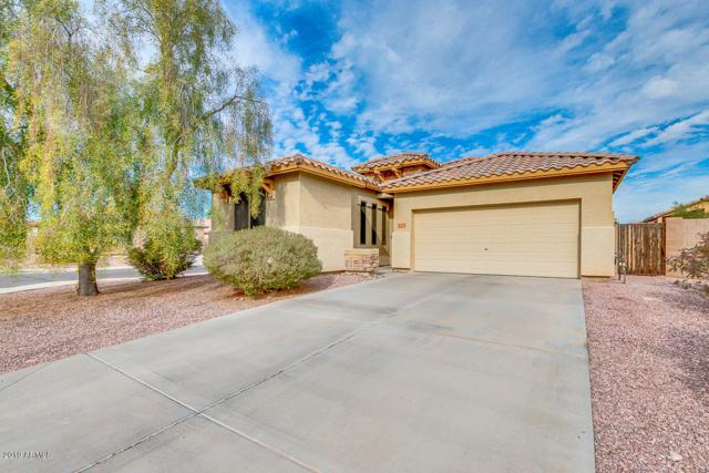 24744 W Dove Lane, Buckeye, AZ 85326 (MLS #5866971) :: Lifestyle Partners Team