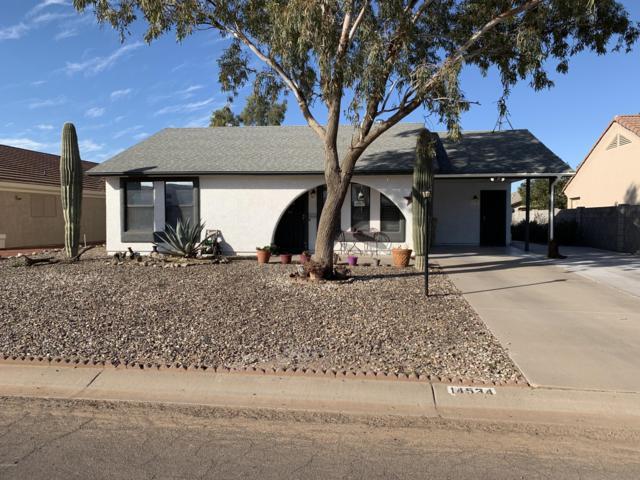 14534 S Capistrano Road, Arizona City, AZ 85123 (MLS #5867121) :: Yost Realty Group at RE/MAX Casa Grande