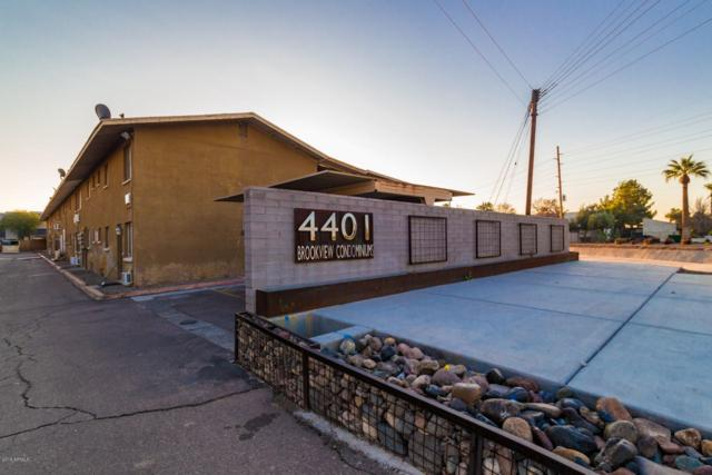 4401 N 12TH Street #209, Phoenix, AZ 85014 (MLS #5867124) :: The Daniel Montez Real Estate Group