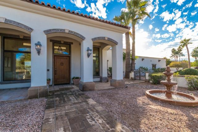 6601 E Fanfol Drive, Paradise Valley, AZ 85253 (MLS #5867323) :: Lux Home Group at  Keller Williams Realty Phoenix