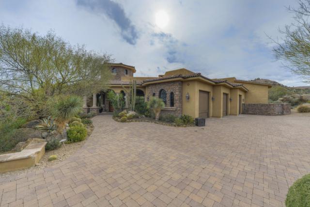 10715 E Whitethorn Drive, Scottsdale, AZ 85262 (MLS #5867328) :: The Pete Dijkstra Team
