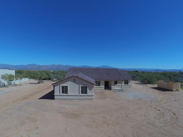 29111 N 142nd Way Lot 3, Scottsdale, AZ 85262 (MLS #5867339) :: The Laughton Team