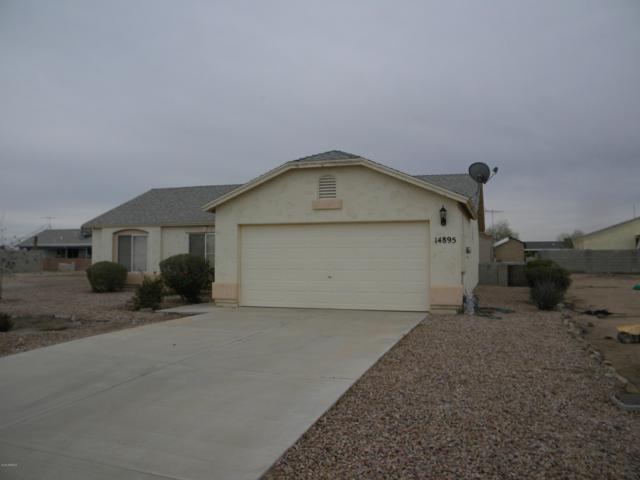 14895 S Amado Boulevard, Arizona City, AZ 85123 (MLS #5867368) :: RE/MAX Excalibur