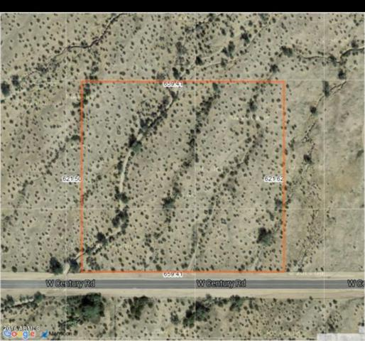 0 W Century Road, Maricopa, AZ 85139 (MLS #5867481) :: Phoenix Property Group