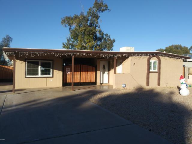 154 E Ivy Street, Mesa, AZ 85201 (MLS #5867488) :: Revelation Real Estate