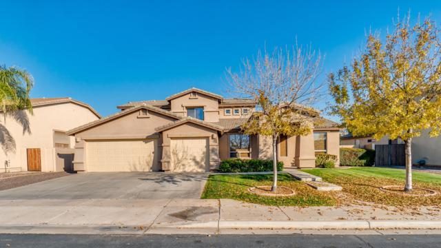 2463 S Bristol, Mesa, AZ 85209 (MLS #5867557) :: Arizona 1 Real Estate Team