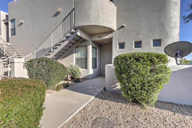 11880 N Saguaro Boulevard #103, Fountain Hills, AZ 85268 (MLS #5867608) :: RE/MAX Excalibur