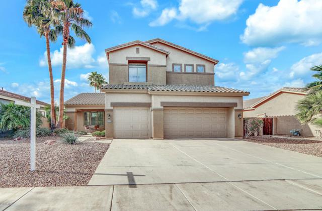 4700 S Stallion Drive, Gilbert, AZ 85297 (MLS #5867611) :: The Jesse Herfel Real Estate Group
