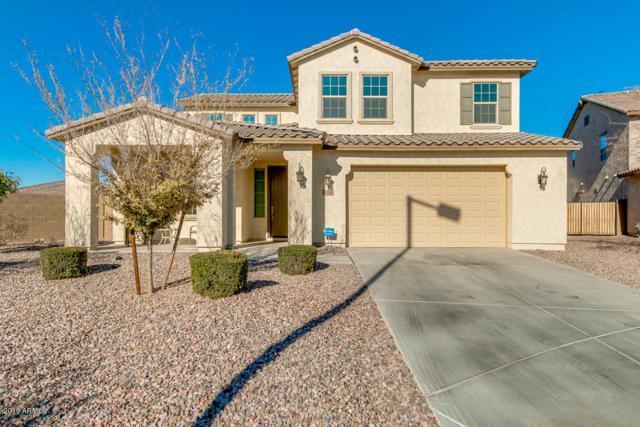 626 S 196TH Circle, Buckeye, AZ 85326 (MLS #5867633) :: Yost Realty Group at RE/MAX Casa Grande