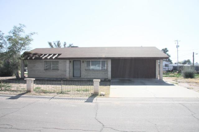 101 W 13TH Street, Casa Grande, AZ 85122 (MLS #5867646) :: The Daniel Montez Real Estate Group