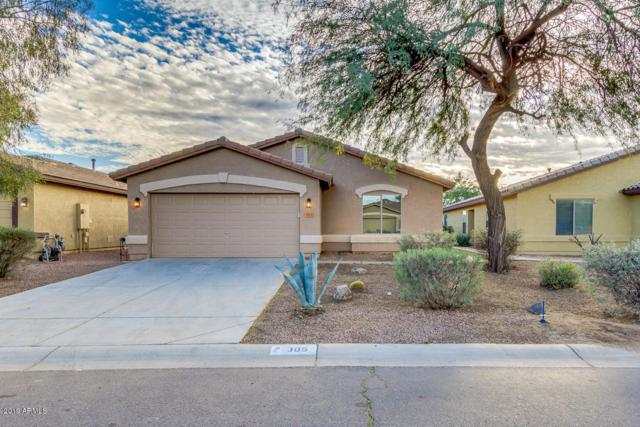 305 W Angus Road, San Tan Valley, AZ 85143 (MLS #5867678) :: Yost Realty Group at RE/MAX Casa Grande