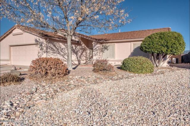 3823 Paseo De Cardo, Sierra Vista, AZ 85650 (MLS #5867733) :: The W Group