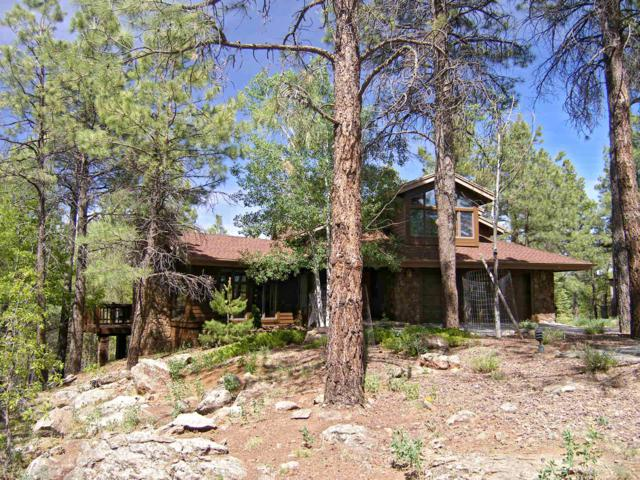 4762 Griffiths Spring, Flagstaff, AZ 86005 (MLS #5867794) :: The Laughton Team
