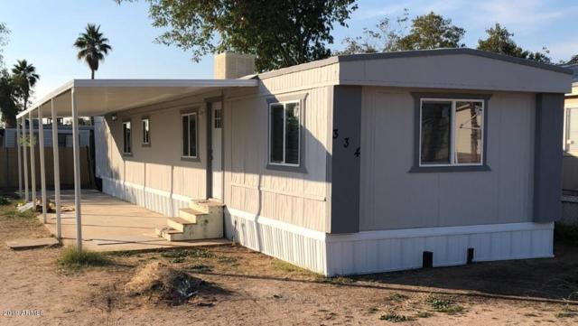 334 S 91ST Way, Mesa, AZ 85208 (MLS #5867911) :: Keller Williams Realty Phoenix