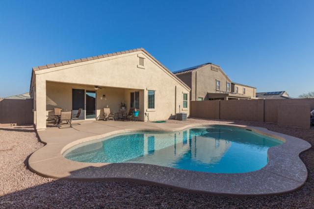 4637 E Rhyolite Drive, San Tan Valley, AZ 85143 (MLS #5867981) :: Yost Realty Group at RE/MAX Casa Grande