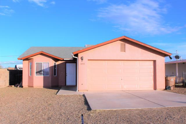 1043 S Elizabeth Street, Florence, AZ 85132 (MLS #5868153) :: Yost Realty Group at RE/MAX Casa Grande