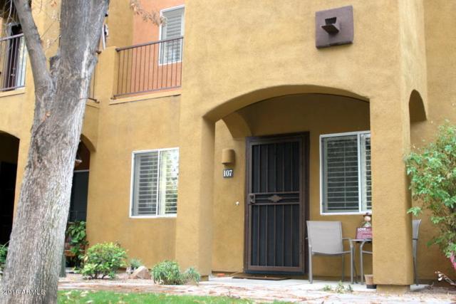 1718 W Colter Street #107, Phoenix, AZ 85015 (MLS #5868211) :: The Carin Nguyen Team